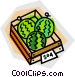 melons Vector Clipart image