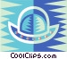 Conquistador's helmet Vector Clip Art image