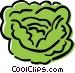 lettuce Vector Clipart image