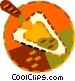 trowel Vector Clipart image