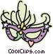 mask Vector Clip Art image