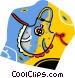 apron Vector Clipart picture