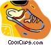 slipper Vector Clipart image