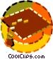 graduation hat Vector Clip Art image