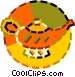 Aladdin's lamp Vector Clipart picture