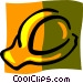 hard hat Vector Clip Art graphic