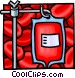 blood plasma Vector Clipart picture