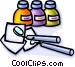 Dentistry tools Vector Clip Art picture