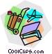 plane Vector Clip Art image