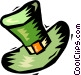 Leprechaun hat Vector Clipart image