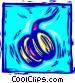 yo-yo Vector Clip Art picture