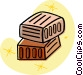bricks Vector Clipart picture