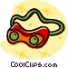 goggles Vector Clipart picture