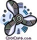 propeller Vector Clipart picture