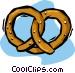pretzel Vector Clipart image