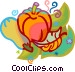pumpkins Vector Clipart picture