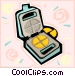 waffle maker Vector Clipart picture