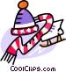 hat Vector Clip Art graphic