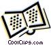 book Vector Clip Art image