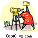 surveyors Vector Clipart picture