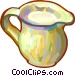 water pitcher Vector Clipart picture