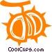 lichee Vector Clip Art picture