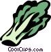 endives Vector Clip Art image