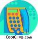 Public Pay Phones Vector Clip Art image