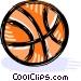 basketball Vector Clip Art image