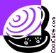 oyster Vector Clipart picture