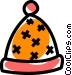 winter hat Vector Clip Art graphic