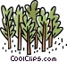 forest Vector Clip Art picture