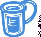 cup Vector Clipart image
