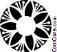 decorative flourishes Vector Clip Art graphic