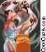 Pandora Vector Clip Art picture