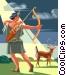 Artemis Vector Clipart picture