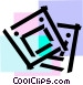 Slides Vector Clipart image
