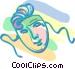 mask Vector Clip Art image
