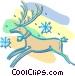reindeer Vector Clip Art picture