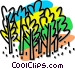 forest Vector Clip Art graphic