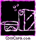 Laundry Soap Vector Clip Art image