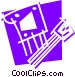 Components Vector Clip Art graphic