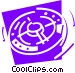 Space Stations Vector Clipart image