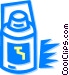 water cooler Vector Clip Art graphic