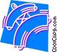 Judo Vector Clip Art picture