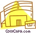 stadium Vector Clipart picture