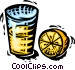 Lemonade Vector Clipart picture