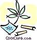 marijuana Vector Clip Art picture
