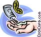 hand lotion Vector Clipart image