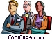 Training Courses Vector Clip Art image